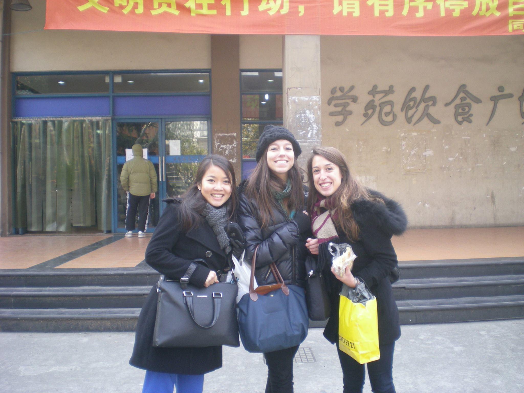 Catherine: Shanghai, Chine