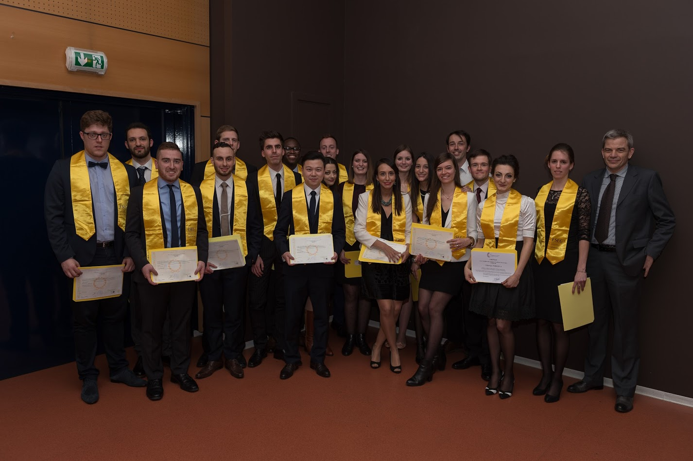remise diplôme promotion MPI
